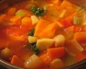 01 vegetable soup