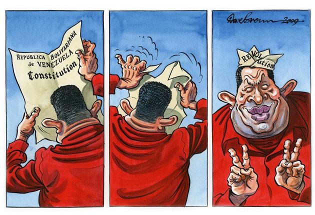 Cartoon Hugo Hugo Chavez Cartoon