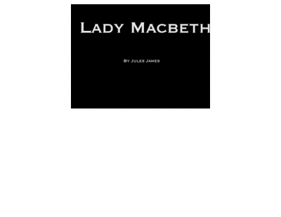 Lady Macbeth BM copy