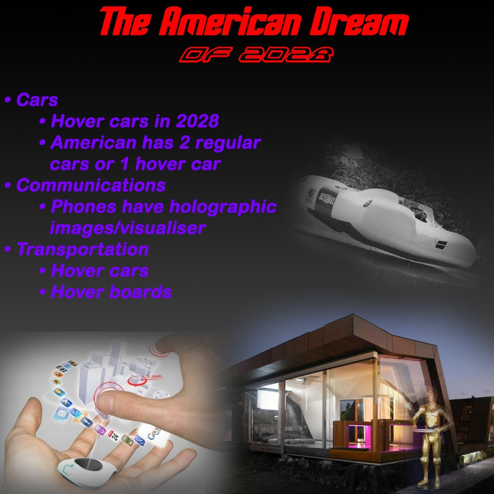 AMERICAN DREAM of FUTURE