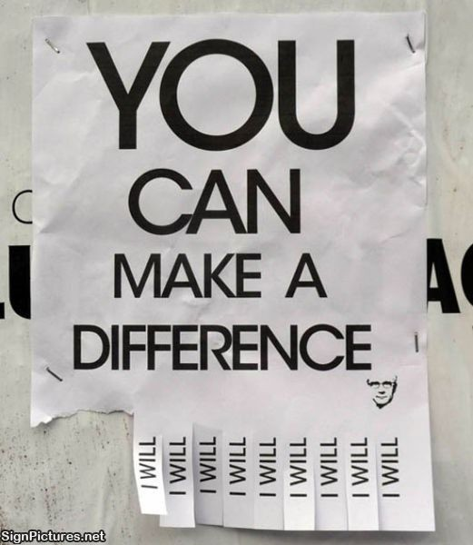 you_can_make_a_difference