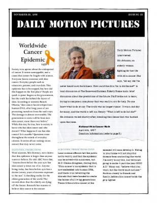 Daily Motion Pictures PDF