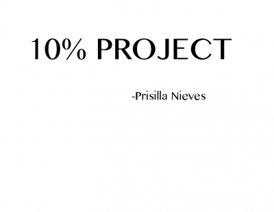 10%project