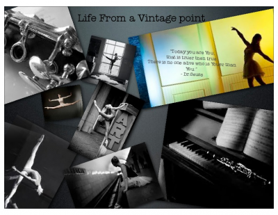 Life From a Vintage point