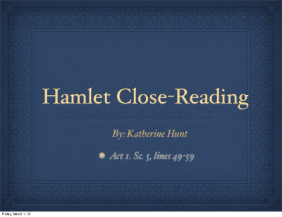 Annotations for Hamlet_Hunt