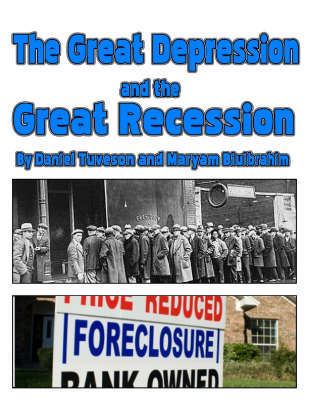 Great Depression and Recession dtuveson & mbiuibrahim