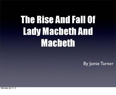 leadership essay on macbeth