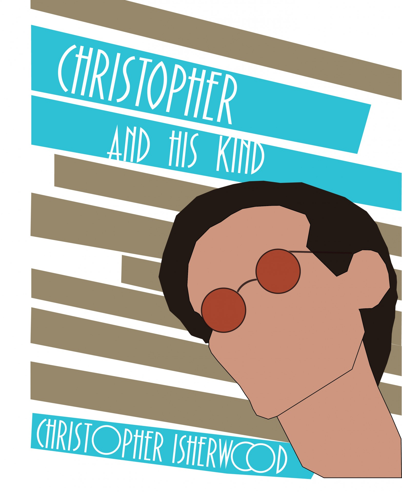 WGeary Christopher and His Kind Book Cover