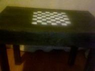 whole table finished