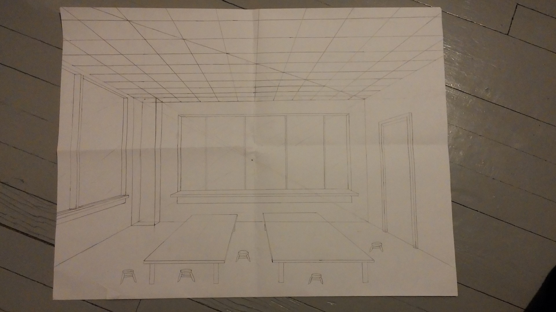 Art Perspective Drawing