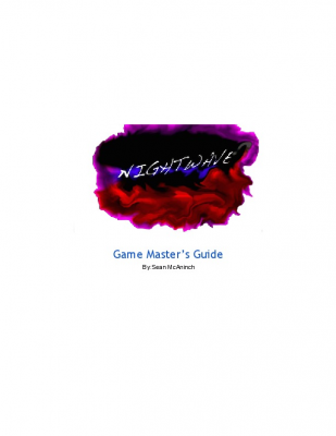 Nightwave GameMastersGuide