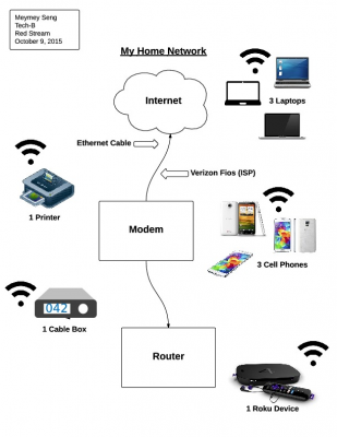Home Network, Seng