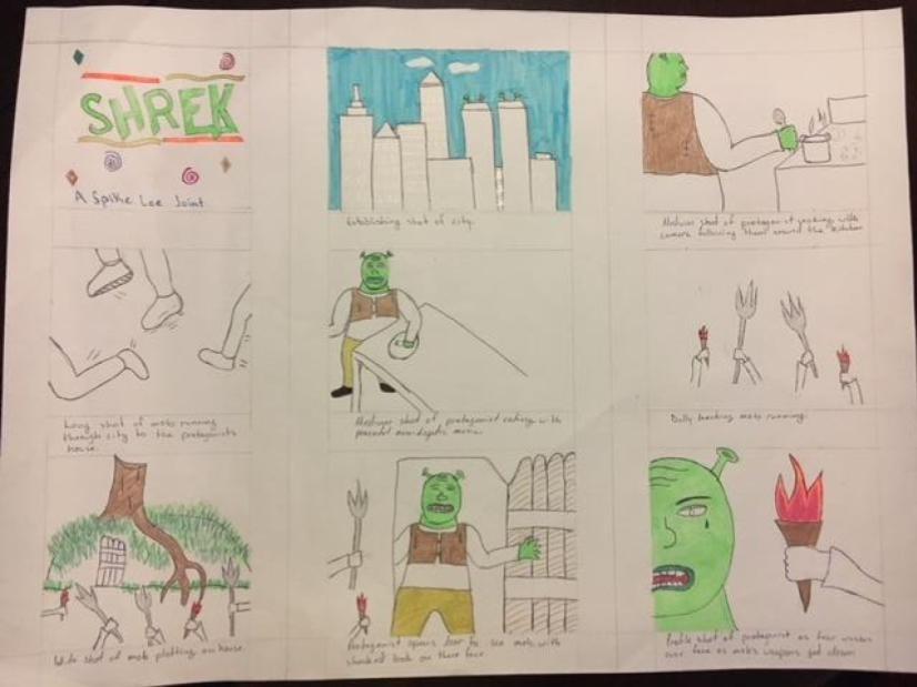 Shrek 1 Ju0027Lynn Matthews u2014 Science Leadership