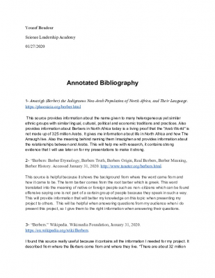 Copy of Capstone Bibliography (2)