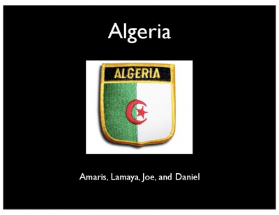 5th Wave - Algeria