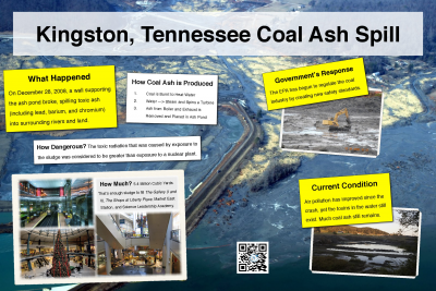 Kingston, TN Coal Ash Spill
