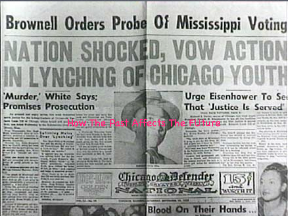 a history of the emmett till case It took decades from sept 23, 1955—when a jury acquitted emmett till's killers—to appreciate the full impact of his death on the world.