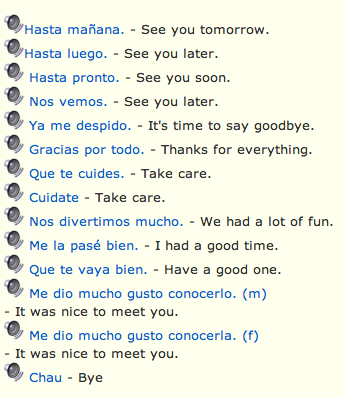 how to say drive in spanish