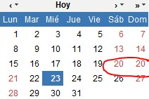 Calendar Days Of The Week In Spanish.Hola Let S Learn Our Spanish Days Of The Week Science Leadership