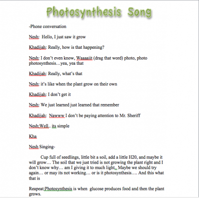 photosynthesis worksheet Quotes